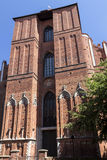 Sights of Poland. Old Town in Torun Royalty Free Stock Photo