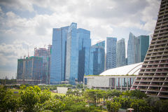Sights of Singapore Stock Image