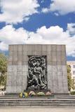 Sights of Warsaw. Royalty Free Stock Image