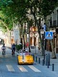 Sightseeeing Madrid