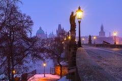 Sightseeing в Праге Стоковая Фотография RF
