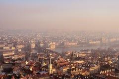 Sightseeing в Праге Стоковые Фото