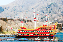 Sightseeing корабль стоковое фото rf