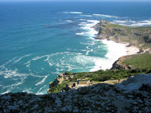Sightseeing. Amazing sightseeing over south Africa shores Royalty Free Stock Images