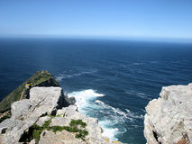Sightseeing. Amazing sightseeing over south Africa shores Stock Image