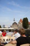 Sightseeing in Berlin Royalty Free Stock Image