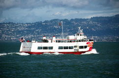 Sightseeing boat Stock Photos