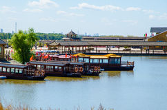 Sightseeing Boat Royalty Free Stock Images