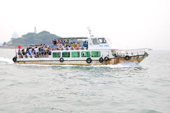Sightseeing Boat Stock Photography