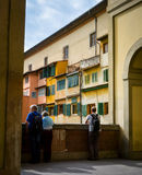 Sightseeing in Florence, Italy Royalty Free Stock Photos