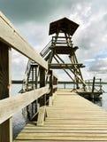 Sightseeing on the lake. Royalty Free Stock Image