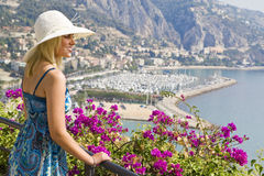 Sightseeing In The Mediterranean Royalty Free Stock Photography