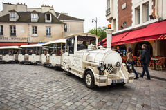Sightseeing Montmartre Stock Photography