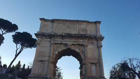 Sightseeing of Rome. At Italy Stock Photos