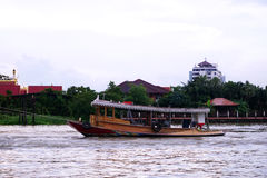 Sightseeing-Tour des touristischen Bootes Stockfotografie
