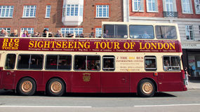 Sightseeing Tour of London Stock Photography