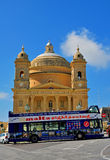 Sightseeing-Tour in Malta Stockbilder