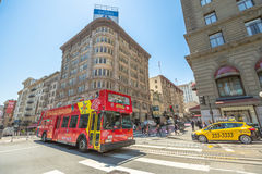 Sightseeing Tour Union Square Royalty Free Stock Photography
