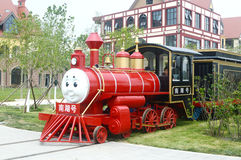 Sightseeing train Royalty Free Stock Image