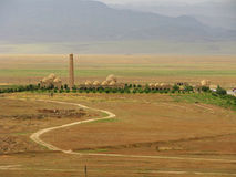 sightseengs turkmenistan meana Бабы Стоковые Изображения