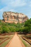 Sigiriya. Famous place in sri lanka Stock Photos