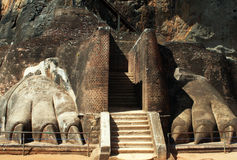 Sigiriya Royalty Free Stock Photos