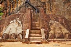Sigiriya Стоковое Изображение
