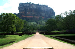 Sigiriya Imagem de Stock Royalty Free