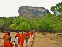 Sigiriya 001 Στοκ εικόνα με δικαίωμα ελεύθερης χρήσης