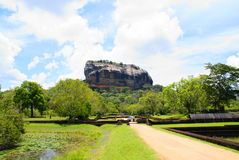 Sigiriya Fotos de Stock