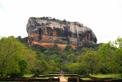Sigiriya Foto de Stock Royalty Free