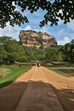 Citadel of Sigiriya - Lion Rock Stock Images