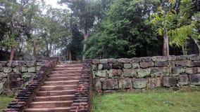 Sigiriya, antyczny królestwo zdjęcie royalty free