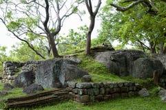 Free Sigiriya Boulder Garden - Sri Lanka Stock Image - 90524731