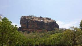 Sigiriya Lion Rock Fotografia de Stock