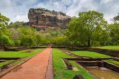 Sigiriya Royalty Free Stock Photo