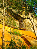 Sigiriya Lion Rock Fortress in Sri Lanka Stock Photos