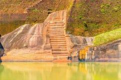 Sigiriya, Lion Rock Fortress, Sri Lanka Stock Images