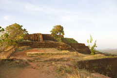 Sigiriya (Lion's Rock), Sri Lanka Royalty Free Stock Photos