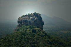 Sigiriya - lo Sri Lanka Fotografia Stock