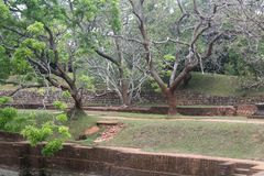 Sigiriya. Stock Photography