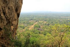 Sigiriya. Royalty Free Stock Photography