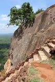 Sigiriya, patrimonio mundial en Sri Lanka Fotografía de archivo