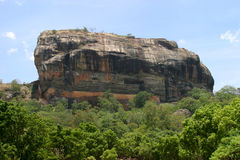 Sigiriya Rock Royalty Free Stock Image