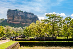 Sigiriya Royalty Free Stock Images