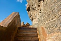 Sigiriya Rock Fortress, Sri Lanka Stock Images