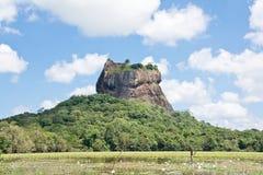 Sigiriya Rock Fortress, Sri Lanka Royalty Free Stock Image