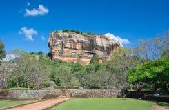 Sigiriya Rock Fortress, Sri Lanka Royalty Free Stock Photos