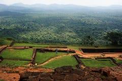 Sigiriya Rock Fortress, Sri Lanka Stock Photo