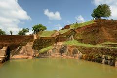 Sigiriya rock, Sri Lanka Stock Image